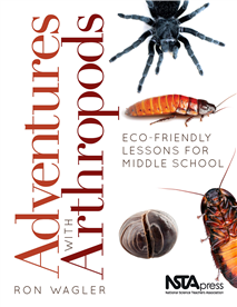 Adventures with Arthropods book image
